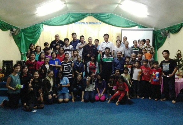 Sabah Mission Trip 2013