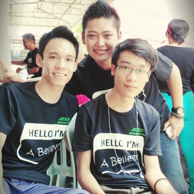 HCC's Handsome Trio